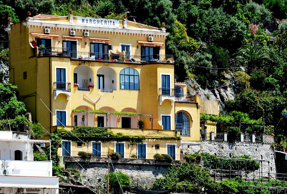 Palazzo margherita positano review for Hotel luxury amalfi